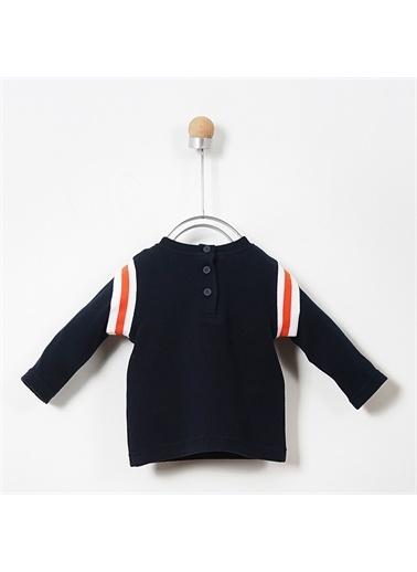 Panço Sweatshirt 19216182100 Lacivert